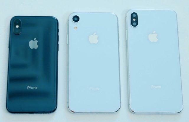 2018 iPhone Serisi iPhone X Max