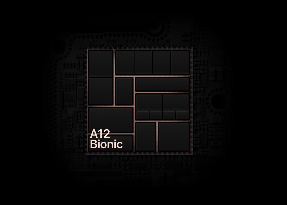 A12 Bionic Çip