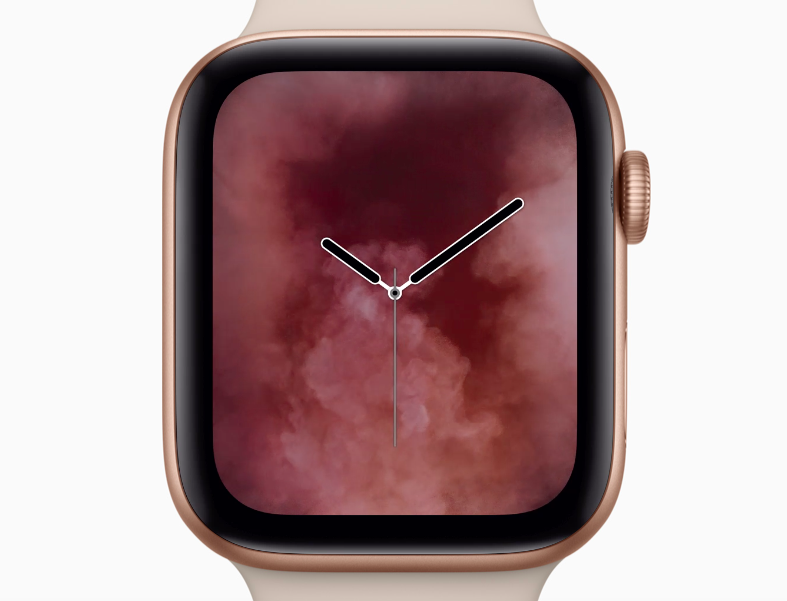 Apple Watch 4 Tasarım