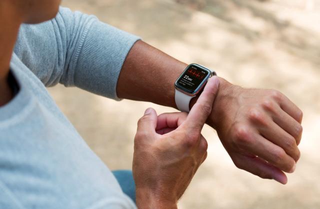 Apple Watch Series 4 EKG
