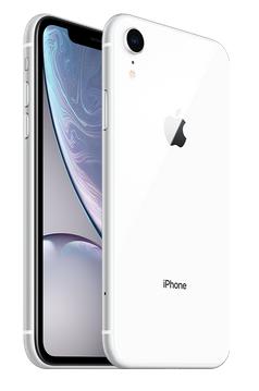 Beyaz iPhone XR