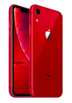Kırmızı iPhone XR