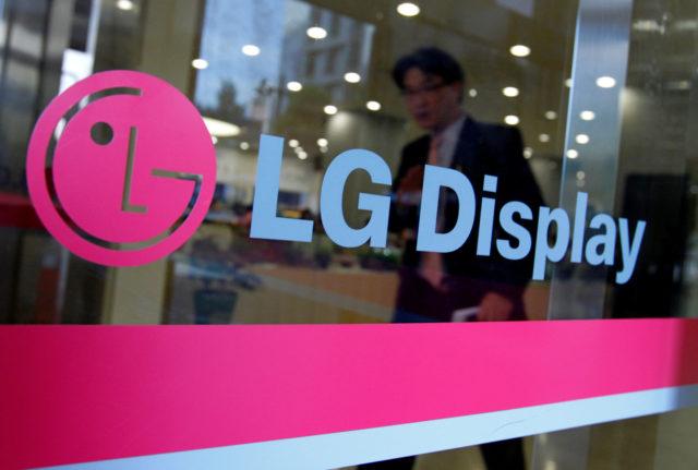 LG OLED iPhone Apple