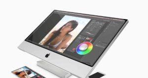 Mac Touch iMac Konsepti