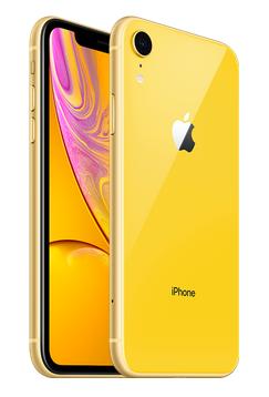 Sarı iPhone XR