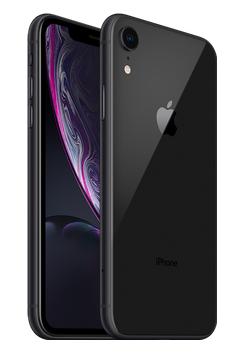 Siyah iPhone XR