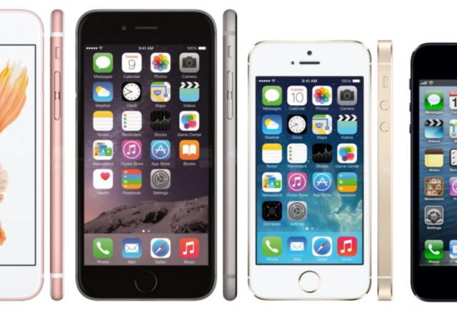 iPhone Ekranlarının Değişimi