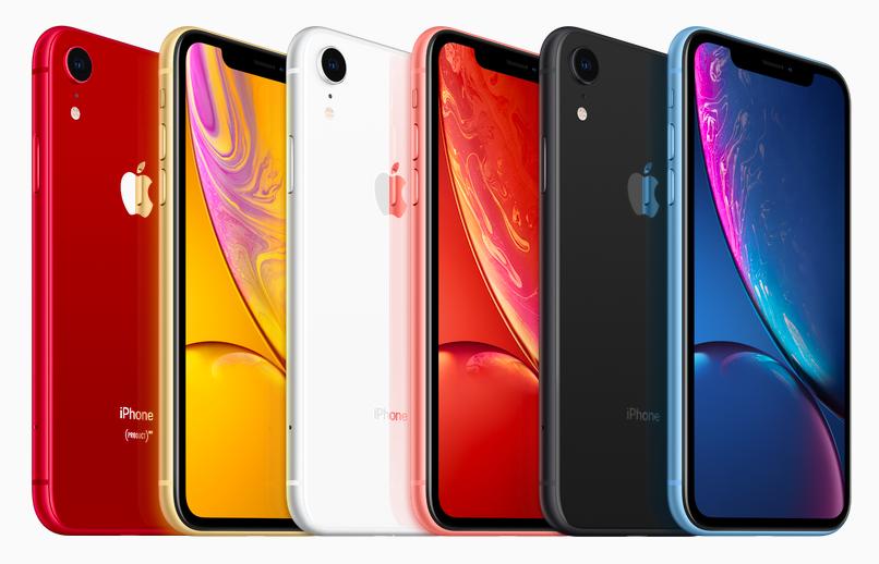 iPhone XR Renk Seçenekleri