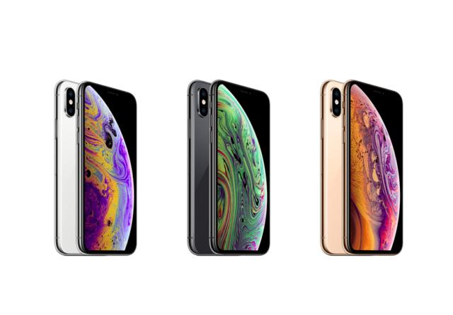 iPhone XS Depolama Kapasiteleri