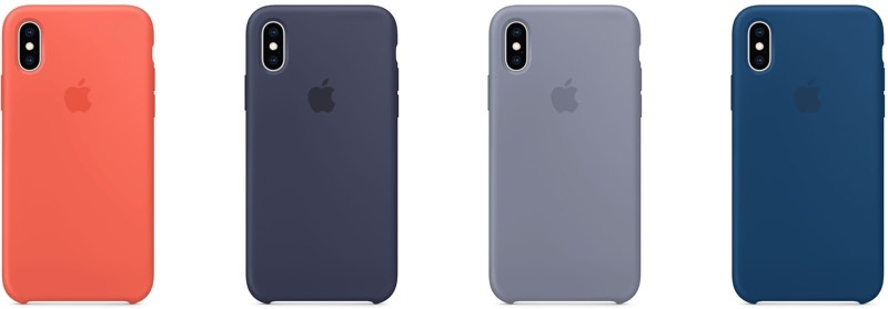 iPhone XS Silikon Kılıf