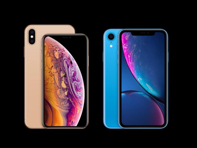 iPhone XS, iPhone XS Max ve iPhone XR eSIM