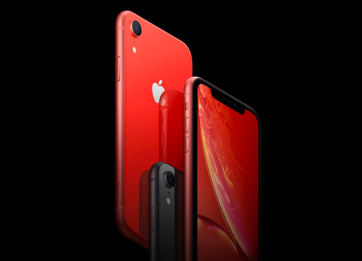 iPhone Xr Tasarımı