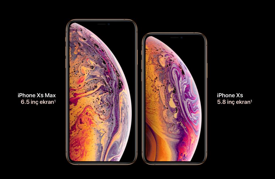 iPhone Xs Tasarımı
