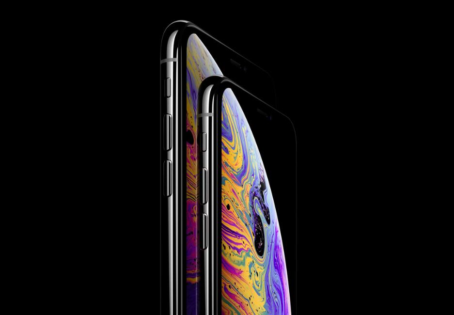 iPhone Xs Max ve iPhone Xs Ekran