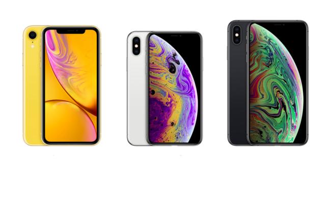 iPhone Xs RAM iPhone XR ve iPhone XS Max