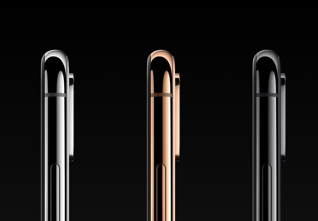 iPhone Xs Renk Seçenekleri