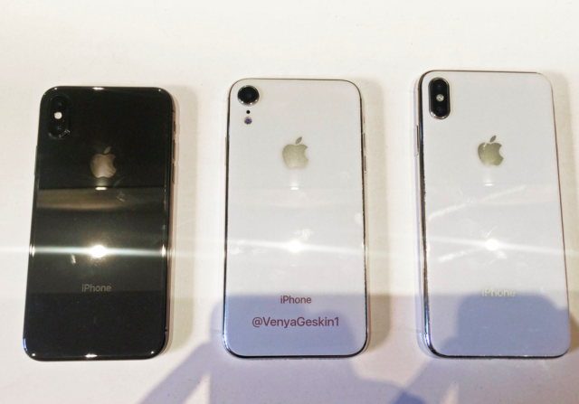 iPhone Xs, iPhone Xs Plus ve iPhone 9 Türkiye Fiyatı