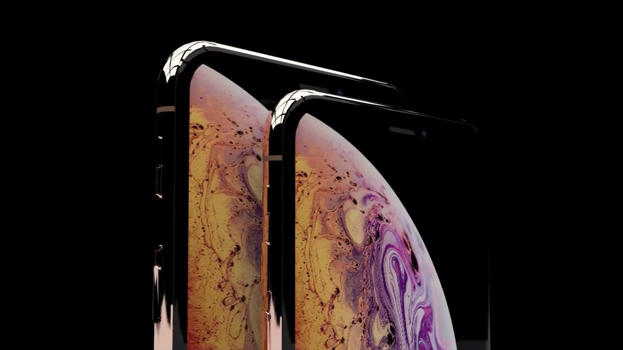 iPhone Xs ve iPhone X Max