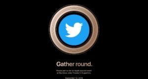 Apple'ın yarın gerçekleştireceği etkinlik Twitter'da yayınlanabilir!