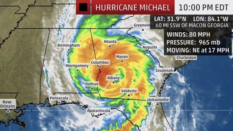 Apple Michael Kasırgası