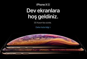 iphone xs çıkış tarihi