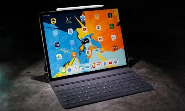 Apple, Bükülebilen iPad Pro'lar İçin Değişim Sayfası Açtı