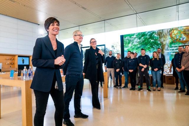 Apple'ın Yeni Perakende Birimi Başkanı Belli Oldu