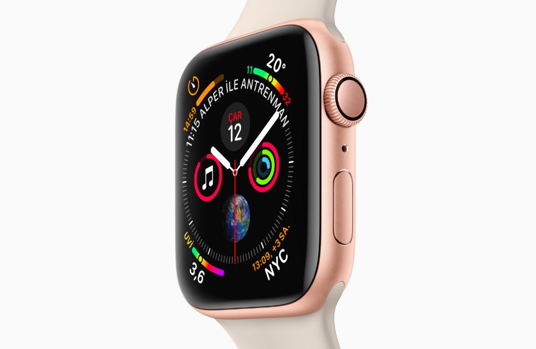 Apple Watch Giyilebilir