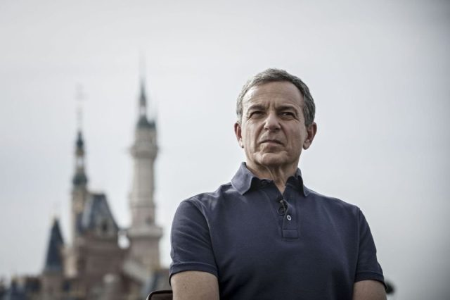 Disney CEO Apple