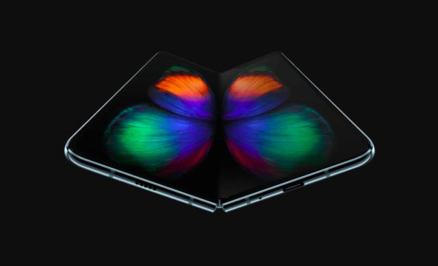 Samsung Apple Katlanabilir Ekran