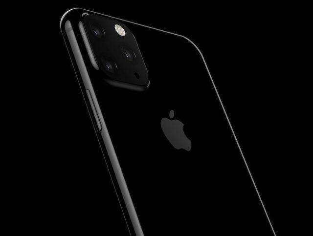 Üç Kameralı 2019 iPhone
