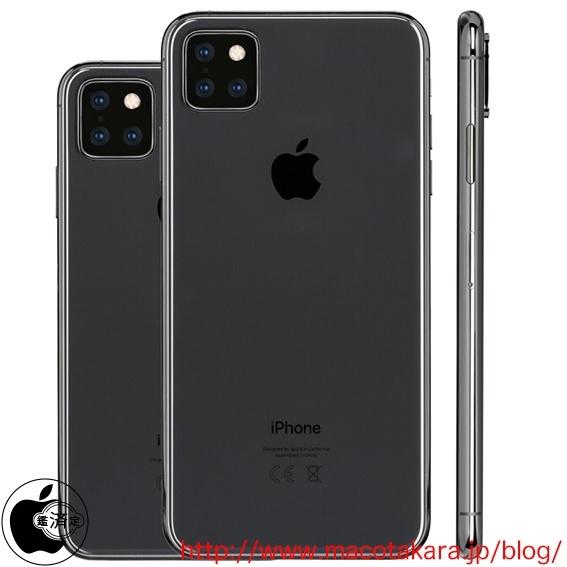 Üç Kameralı iPhone