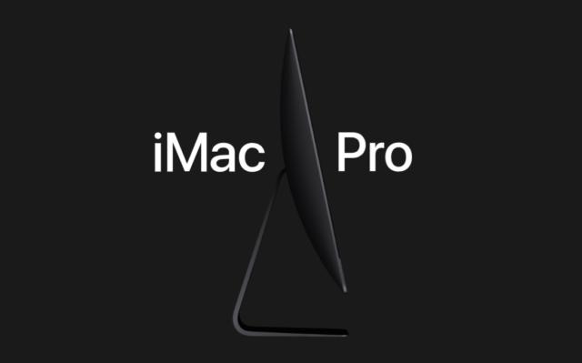 iMac Pro Yapılandırma Seçenekleri