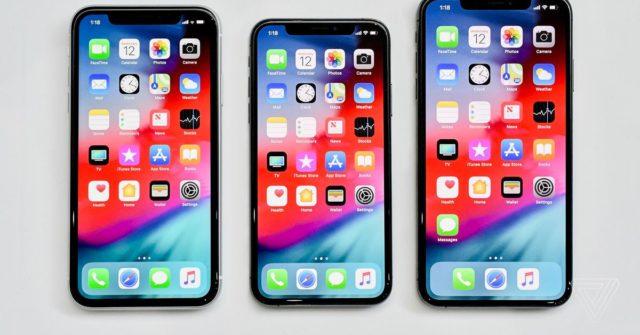2020 OLED iPhone