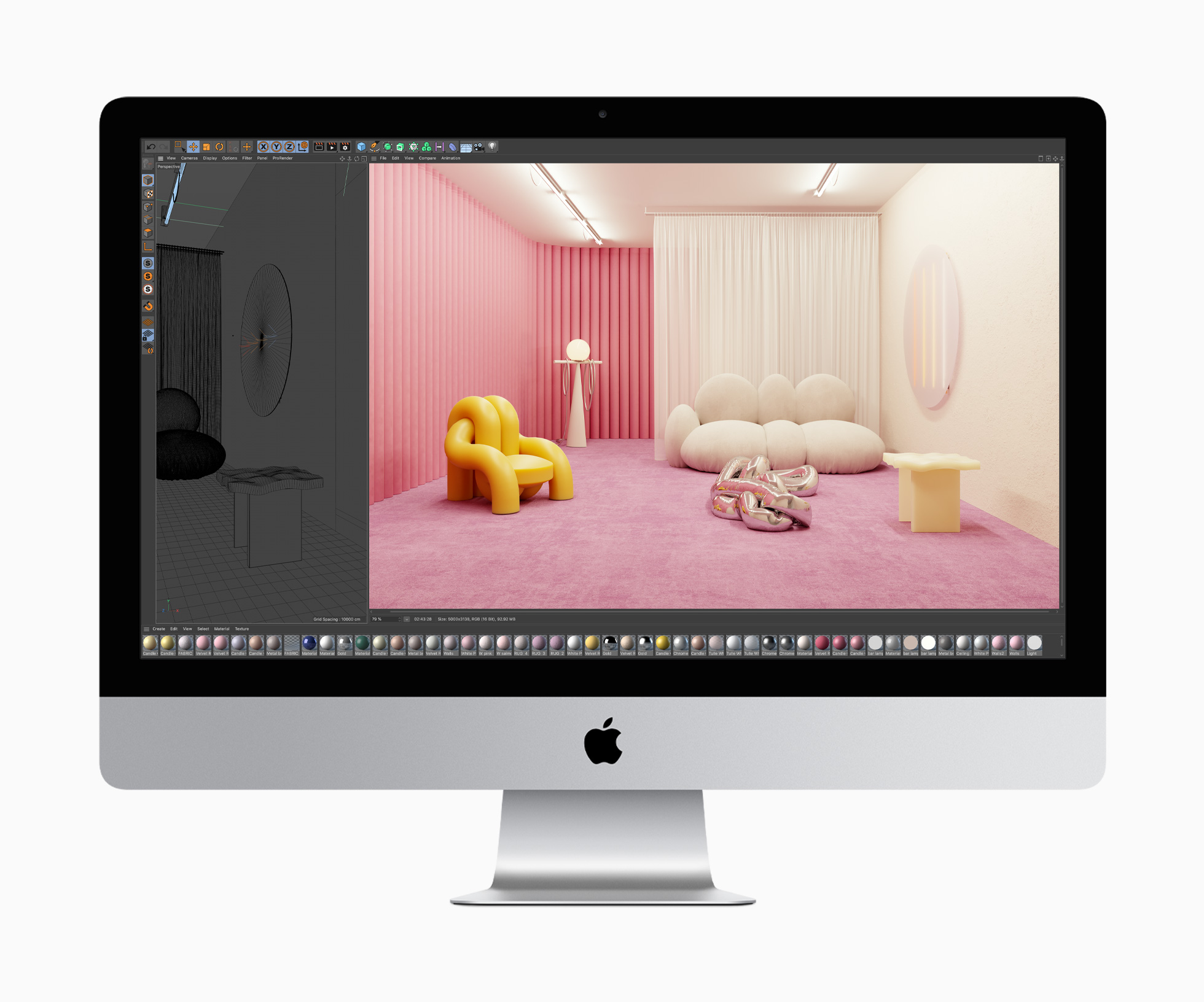 apple 27 inç iMac