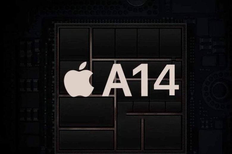apple silicon a14x işlemcisi