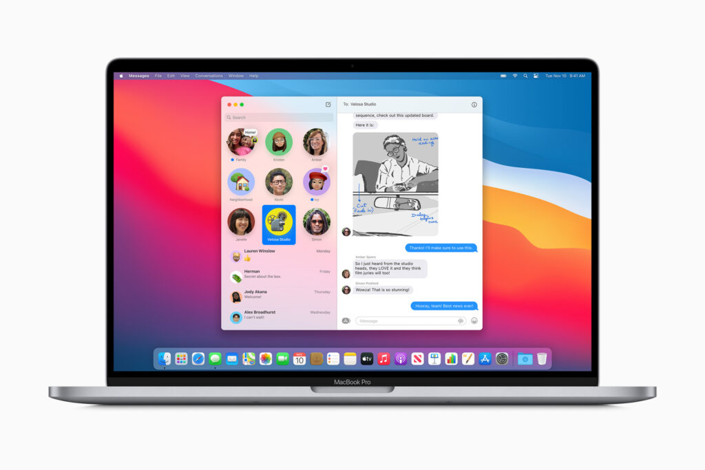 Apple macOS Big Sur sürümü yayınlandı