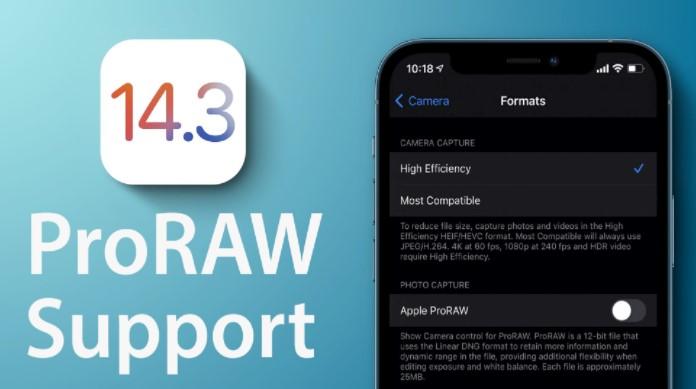 iOS 14.3 public Beta 1 yayınlandı