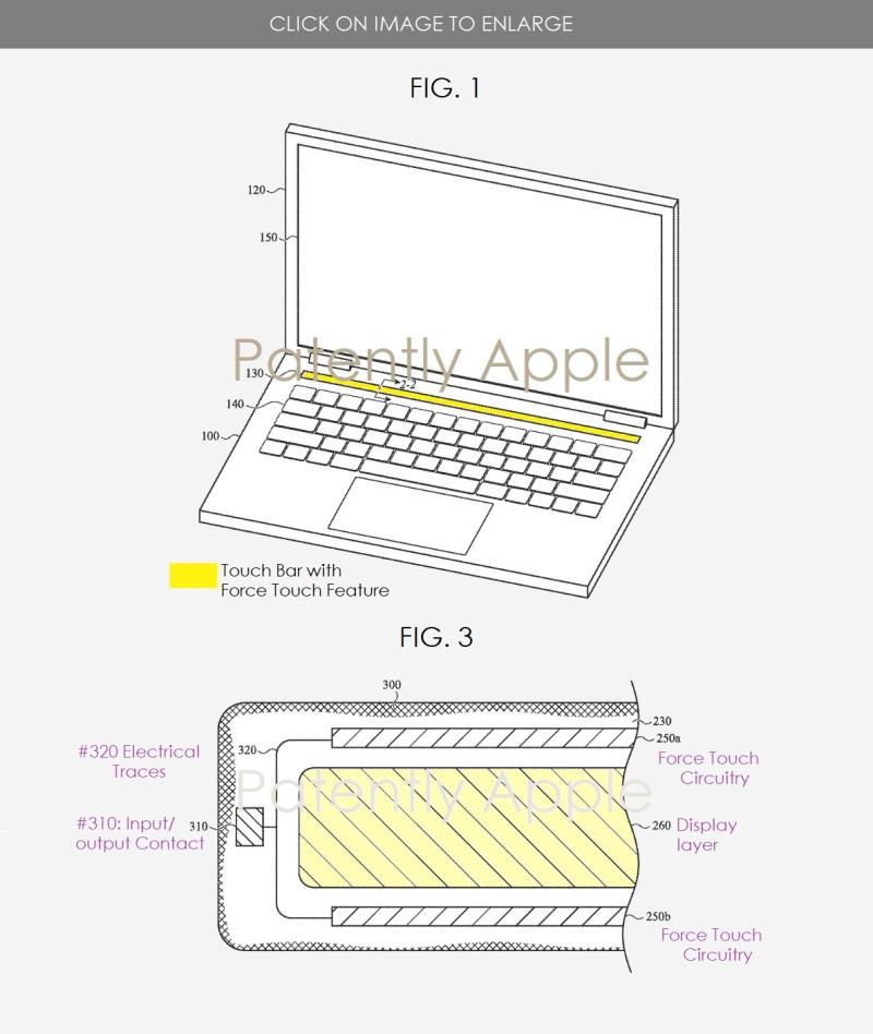MacBook Pro, Force Touch özelliği ile gelecek iddiası