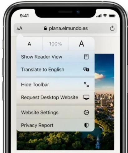 Safari dahili çeviri özelliği 2 ülkede daha aktif oldu