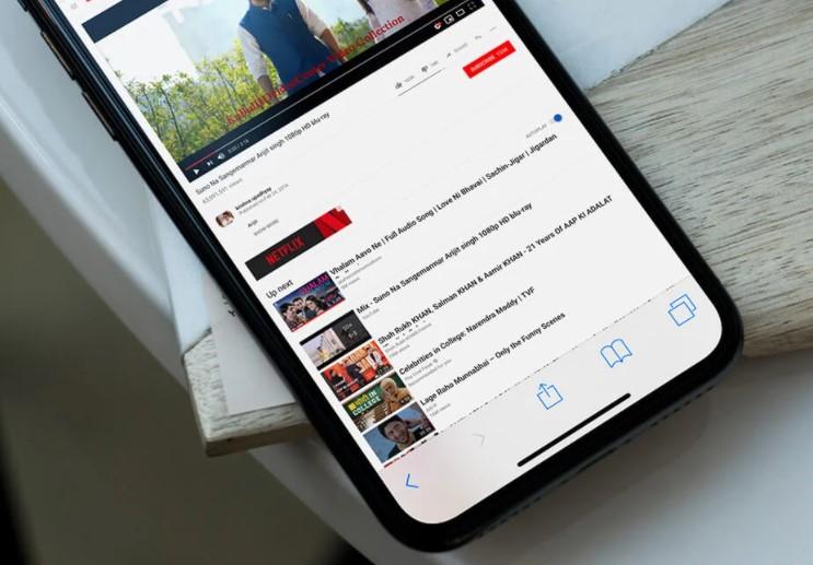 YouTube iOS uygulaması için yeni güncelleme