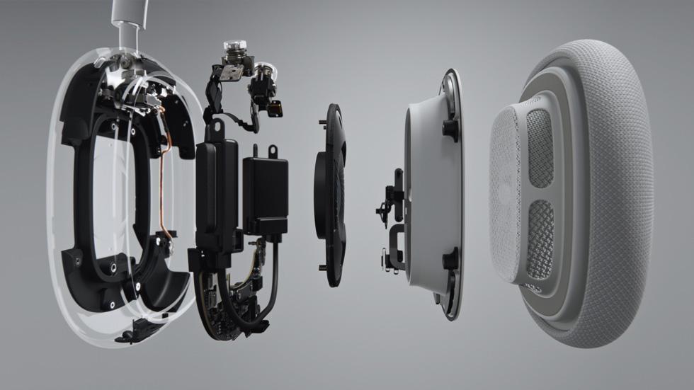 Kablosuz kulaküstü kulaklık AirPods Max tanıtıldı
