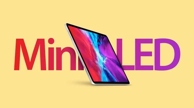 mini-led ekranlı ipad pro